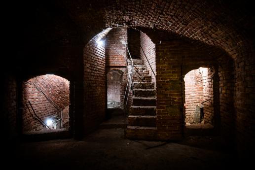 I percorsi segreti del Castello Sforzesco