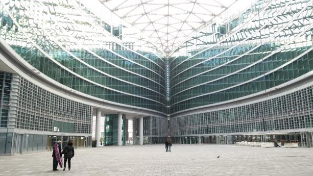 Un cielo di diamanti e di cristallo. Le nuove architetture di Milano