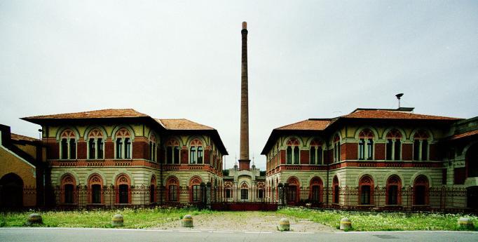 Il villaggio operaio di Crespi d'Adda. Città Ideale Patrimonio dell'Umanità dell' UNESCO