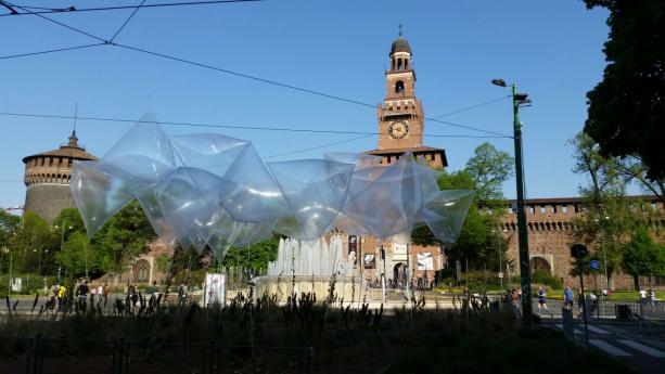 La prima volta a Milano