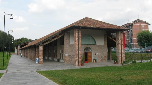 La campagna in città. Ai confini del Parco Agricolo Sud Milano.