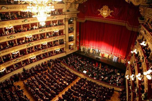 Alla scoperta della Scala