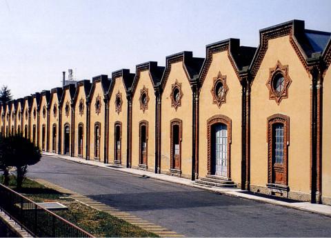 II Villaggio operaio di Crespi d'Adda