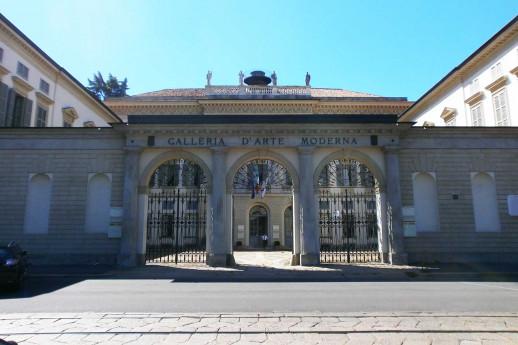 L'arte dell'800 nella neoclassica Villa Reale di Milano