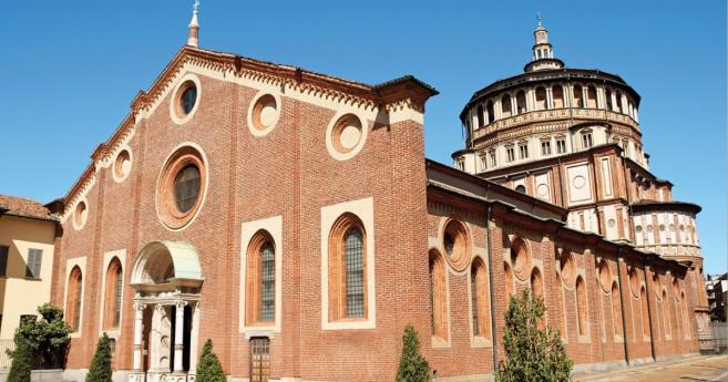 Chiesa di Santa Maria delle Grazie e Cenacolo Vinciano