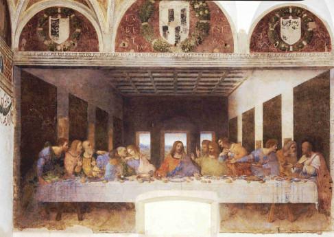 Leonardo a Milano Cenacolo e Santa Maria delle Grazie