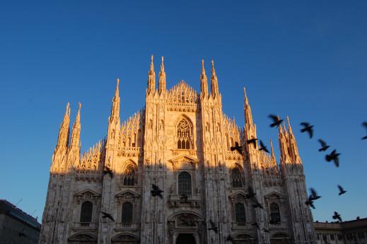 Il Duomo di Milano: interno e terrazze