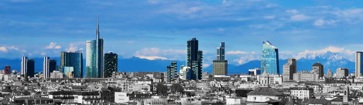 Milano Skyline: con lo sguardo al cielo