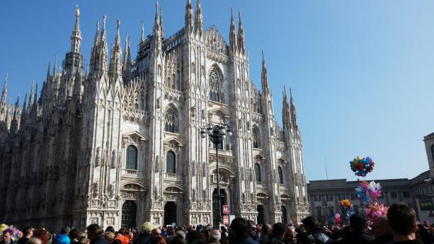 El Principio Dil Domo di Milano
