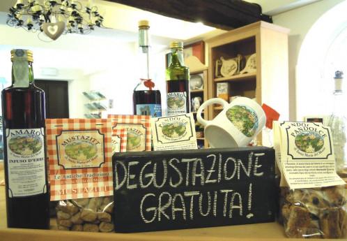 I prodotti tipici di Santa Maria del Monte