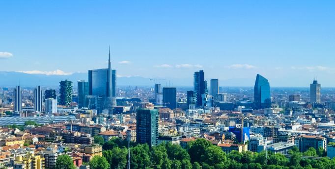 I grattacieli di Milano. La Città guarda in alto