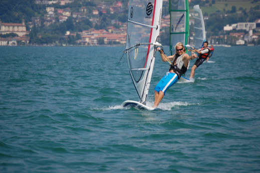 Windsurf: lezione di prova