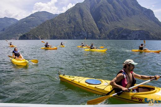 Sportaction - pacchetto 4 lezioni di canoa
