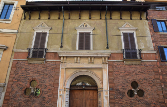 Leonardo e la Vigna di Casa Atellani