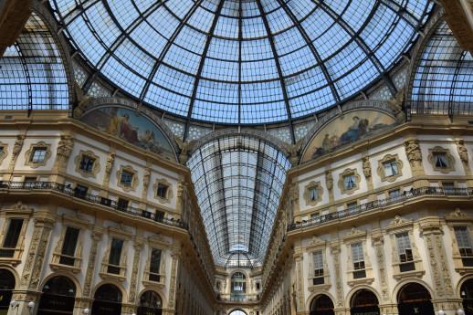 A Milano per la prima volta