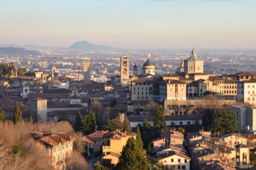 Alla scoperta di Bergamo Alta