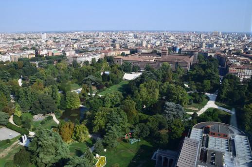Castello Sforzesco e Parco Sempione