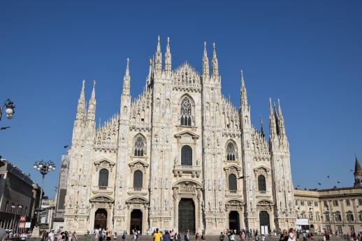 Sua maestà il Duomo di Milano