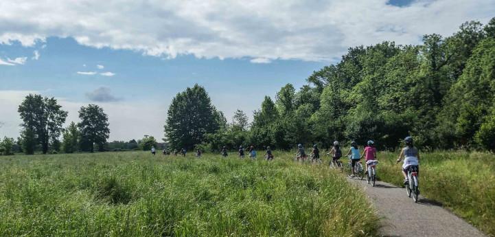 Gite scolastiche in bicicletta