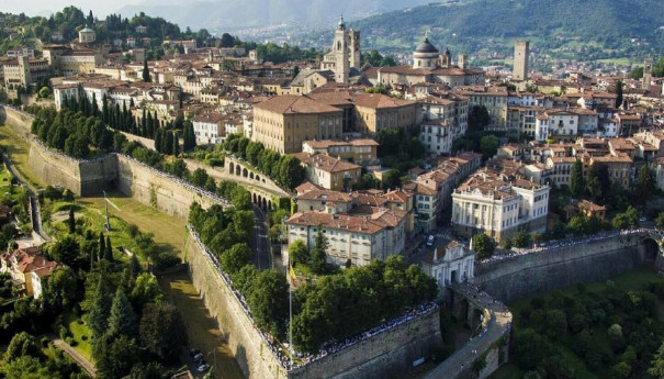 Bergamo, a hidden treasure