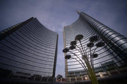 Trekking fra i grattacieli di Porta Nuova