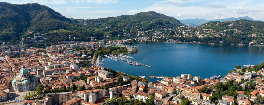A day on Lake Como