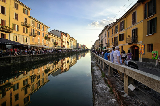 I Navigli milanesi Milano città d'acqua