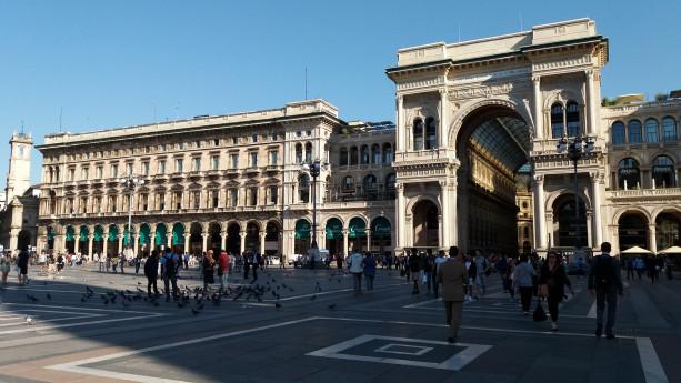Una passeggiata cinematografica per Milano
