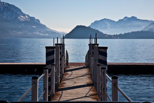 Crociera a bordo degli storici battelli del Lago di Como