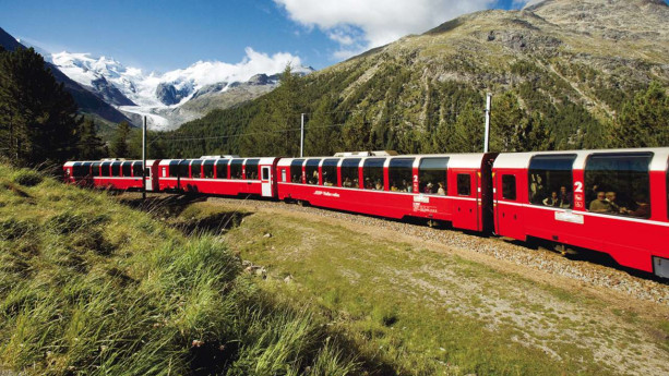 Bernina Express Tour