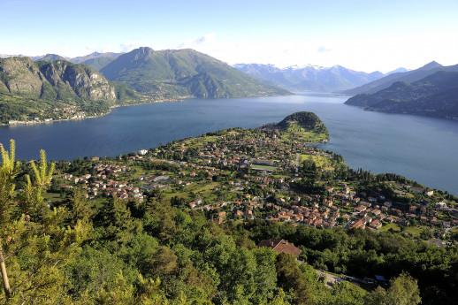 Lake Como Trek