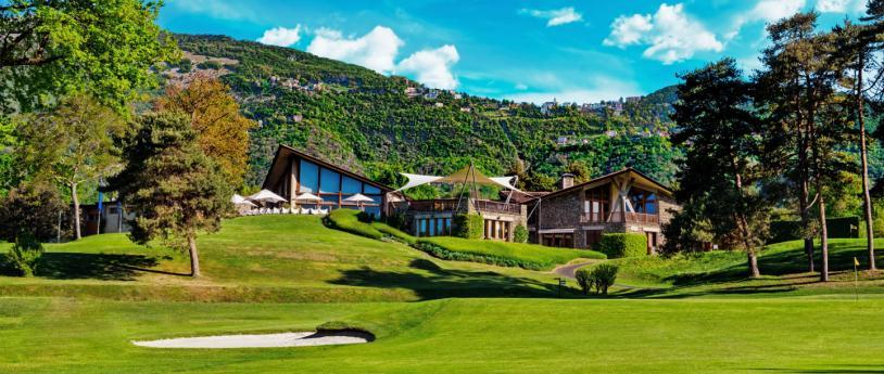 Golf Club Bergamo l'Albenza, Almenno San Bartolomeo (BG)