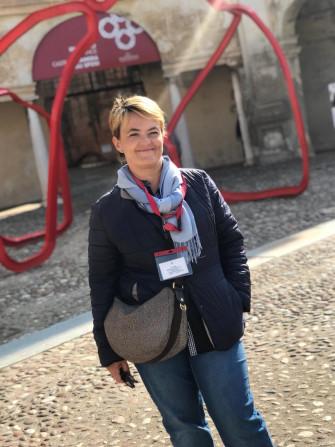 Eleonora Scacchetti - Guidamica Mantova  - Guida Turistica