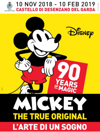 Mickey The true original