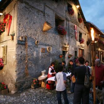 Serata dei Dolci Valtellinesi