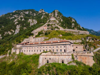 Guided tours of Rocca d'Anfo