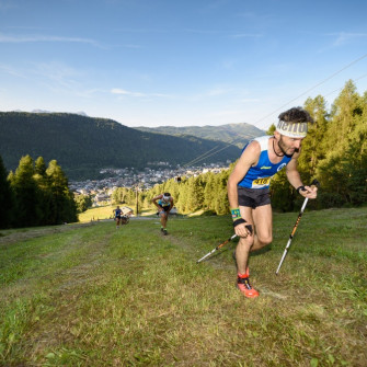 Aprica vertical race 2021