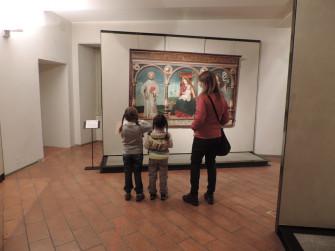 Notti al museo Sondrio