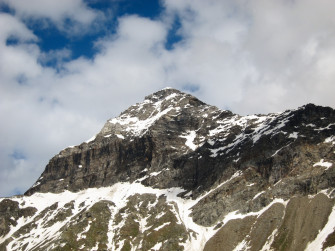 Pizzo Scalino M.3323 dalla Val Fontana
