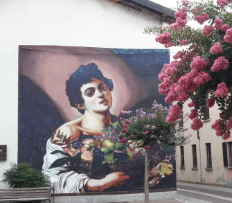 Street Art Tour ad Angera