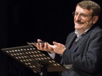 Giacomo Poretti in «Chiedimi se sono di turno»