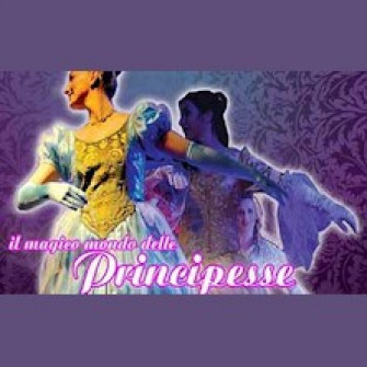 magico mondo principesse biglietti