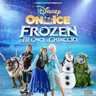 disney on ice frozen biglietti