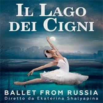 lago cigni ballet russia biglietti