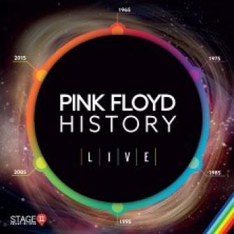 pink floyd history biglietti