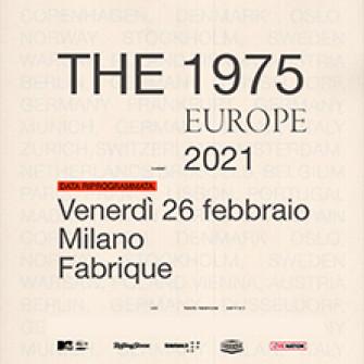 the 1975 biglietti 2