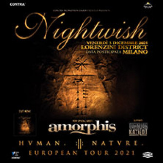 nightwish biglietti