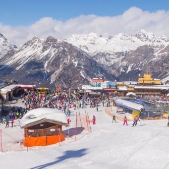 Campionati inglesi di sci alpino