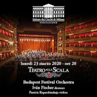 budapest festival orchestra biglietti