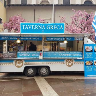 Festa Greca a Pavia